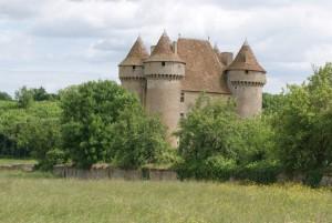 Sarzay Chateau